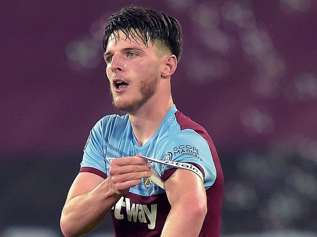 Declan Rice 'being considered' as he passes latest Chelsea audition with flying colors — report