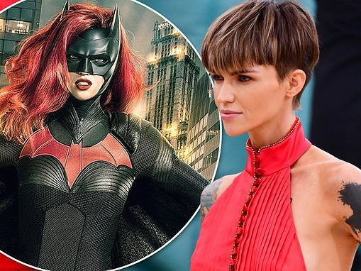 Ruby Rose reveals Batwoman has been picked up by the CW Network
