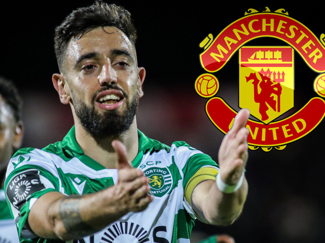 Man Utd to seal Bruno Fernandes transfer tonight with £51m fee agreed and will travel to UK after Sporting Lisbon game