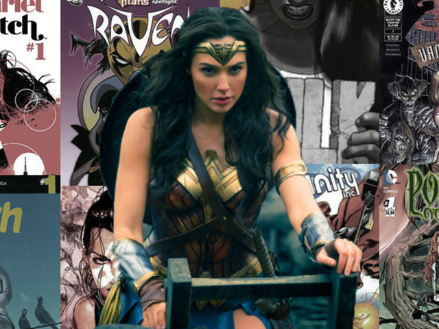 9 Other Superheroines Who Deserve Their Own Movie Adaptations