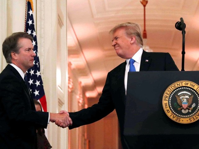 Senators representing less than half the U.S. are about to confirm a nominee opposed by most Americans - Washington Post