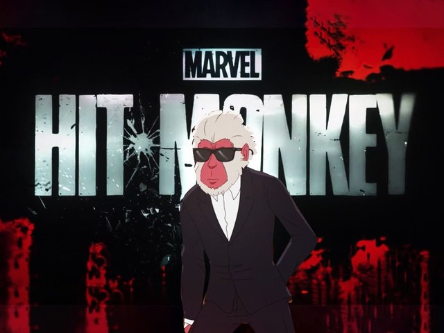 Hit-Monkey Trailer Reveals Marvel's Newest Animated Series Coming to Hulu