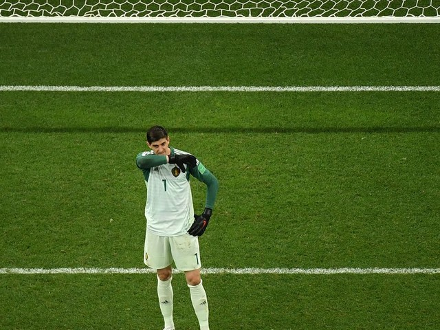 Official: Chelsea, Real Madrid agree Courtois transfer