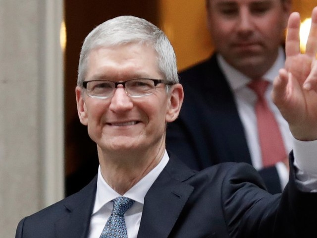 'NEW ENERGY': Analysts are bullish about Apple's strong Q4 earnings (AAPL)