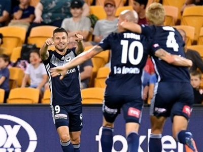 Barbarouses sends Victory message after Sydney FC switch