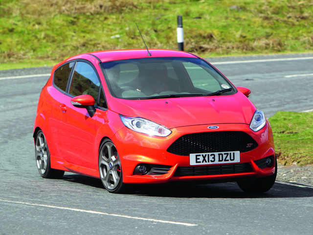 Nearly new buying guide: Ford Fiesta ST