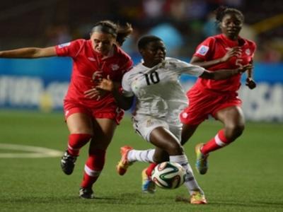 Sporting de Huelva confirm Ghana striker Princella Adubea signing