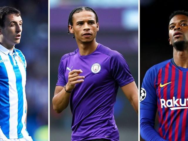 Man City transfer news RECAP Leroy Sane to Bayern Munich latest as Blues 'target Barcelona defender Nelson Semedo'