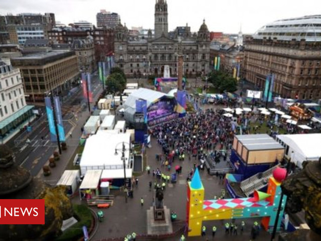 Glasgow's George Square 'may be permanently pedestrianised'