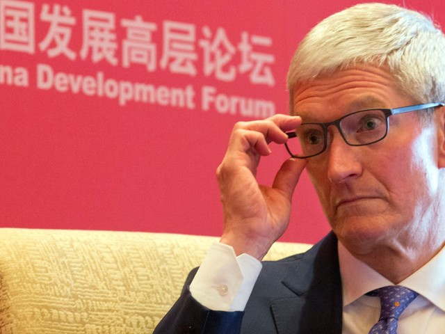 Here's why Apple's plan to escape Trump's tariffs by building iPhones outside of China won't actually be possible anytime soon (AAPL)