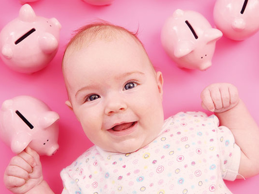 How can I build a nest egg for my children? Ease growing pains with savvy saving
