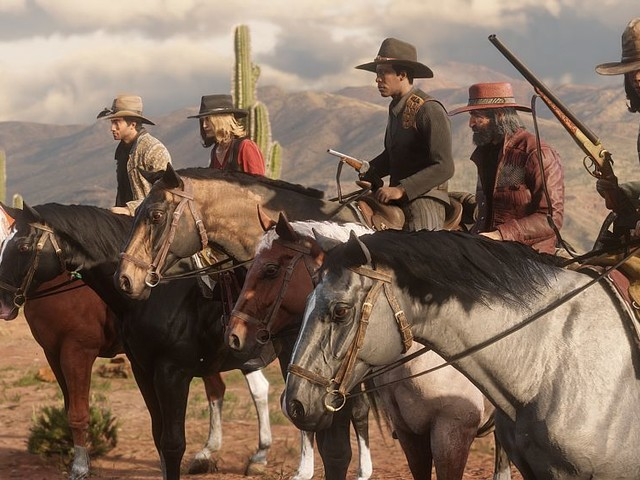 """Red Dead Online update to """"minimize destructive player behavior,"""" add new Law and Bounty system, more"""