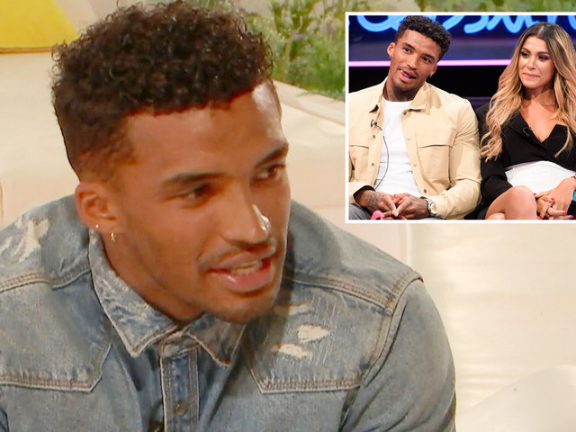 Love Island's Michael apologises for 'gaslighting' Amber but reveals plans to reunite with Joanna