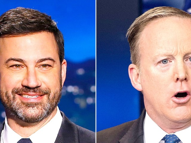Jimmy Kimmel Rips Sean Spicer After Hitler Remarks: 'So Disturbing'