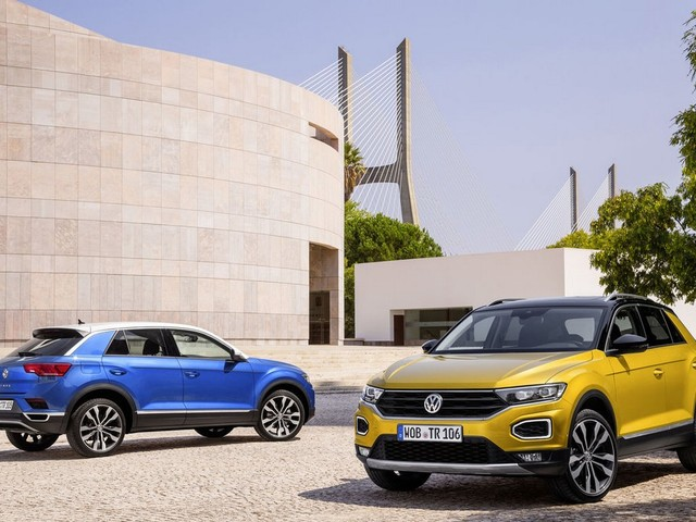 Volkswagen T-Roc India Launch In 2019 Second Half