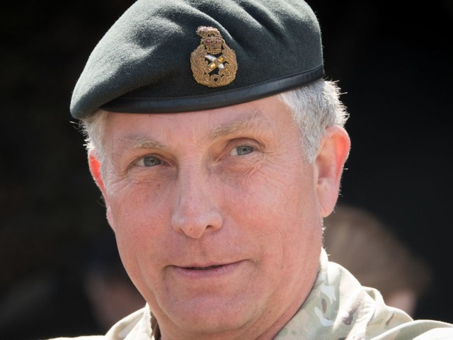 Head of UK armed forces rejects Trump's claim IS is defeated
