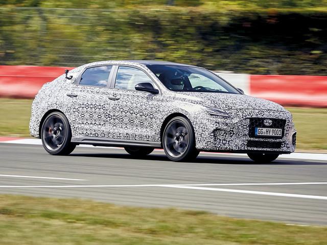 First drive: 2021 Hyundai i30 Fastback N Performance prototype