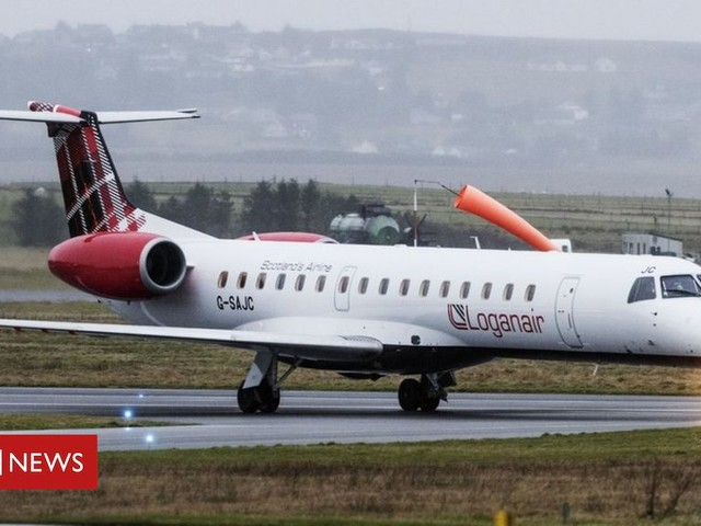 Coronavirus: Loganair plans for 'recovery' with Isle of Man routes