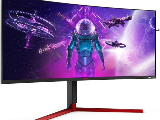 AOC Launches Their Flagship G-Sync Ultimate Gaming Monitor: The Ultrawide 35-Inch Agon AG353UCG