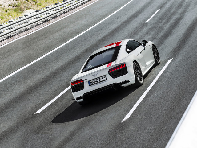 2018 Audi R8 V10 RWS: A Rear-Drive R8 for Purists