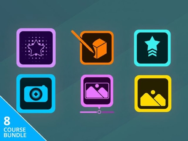 Sunday Deals: Save 97% on the All-in-One Adobe Creative Cloud Suite Certification Course Bundle