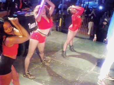 'Big Freedia' Extended Scene: Freedia Performs 'N.O. Bounce' Live in Alabama