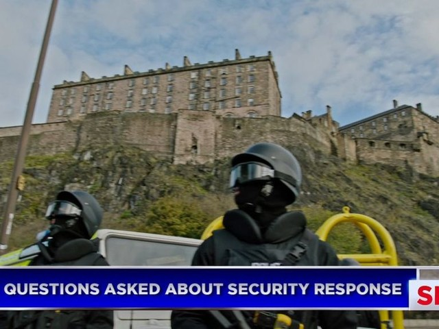 Edinburgh used for 'killer drone' film