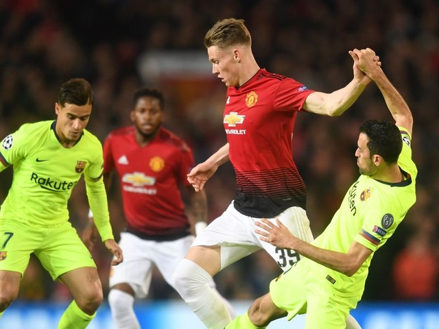 Manchester United might have a ready-made replacement for Ander Herrera