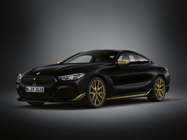 BMW 8 Series Golden Thunder Edition comes in September 2020