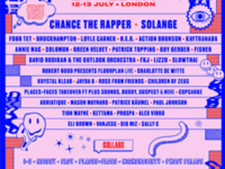 Chance The Rapper And Solange Lead First Line Up Announcement For Lovebox Festival