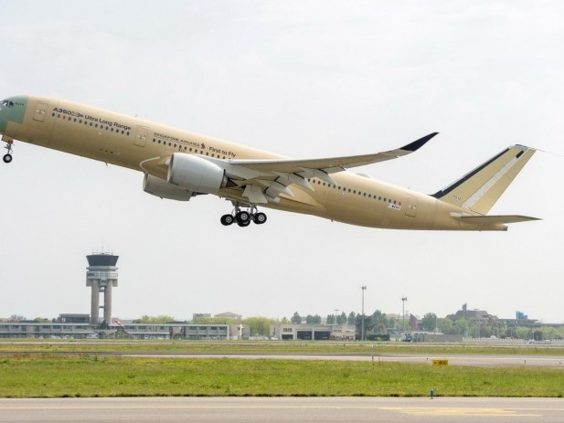 Ultra-long-range A350 XWB one step closer to Singapore Airlines debut