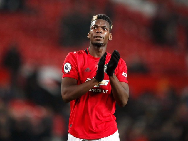 Manchester United star Paul Pogba lifts lid on injury frustration as he nears fitness return