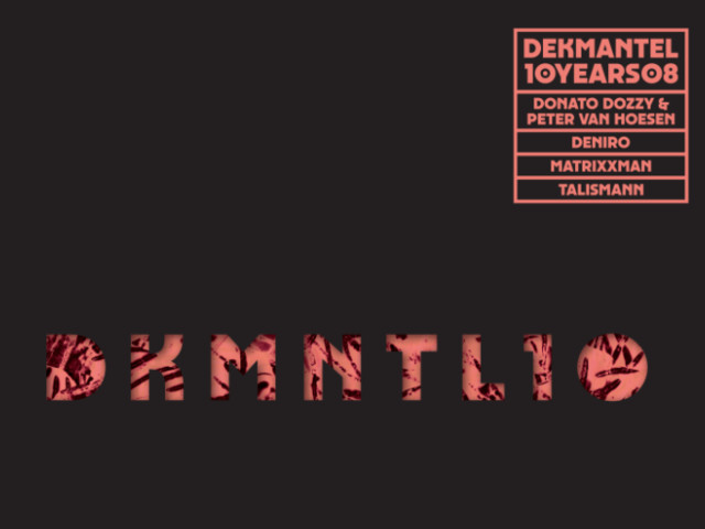 Dekmantel announce eighth EP in tenth anniversary series