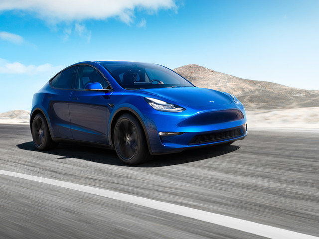 Tesla unveils Model Y mid-sized SUV to rival Mercedes EQC