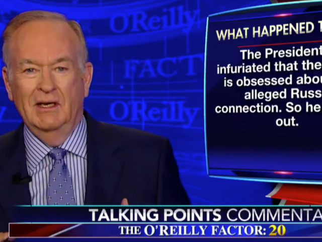 Bill O'Reilly: Trump's accusations against Obama have now 'harmed the president himself'