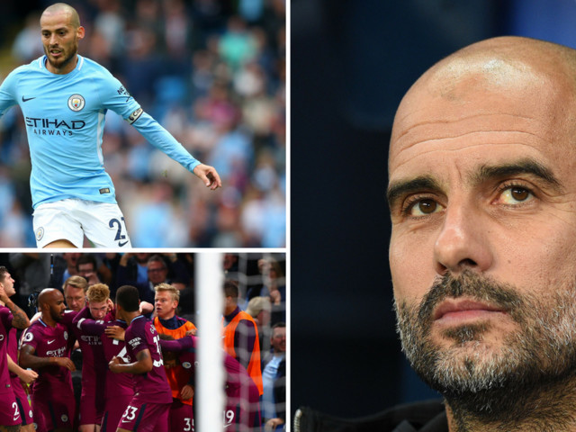 Man City news and transfer rumours LIVE David Silva and Sergio Aguero updates