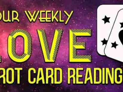 Your Zodiac Sign's Love Tarot Card Horoscope For The Week Of April 1-7, 2019