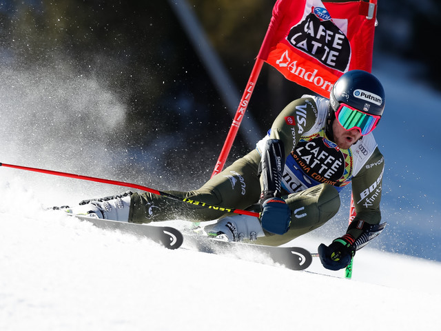 Double Olympic skiing champion Ligety to focus solely on giant slalom