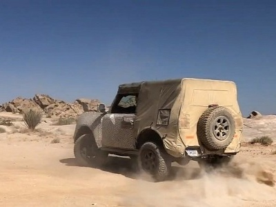 """Watch the 2021 Ford Bronco """"Dig"""" With Trail Turn Assist"""
