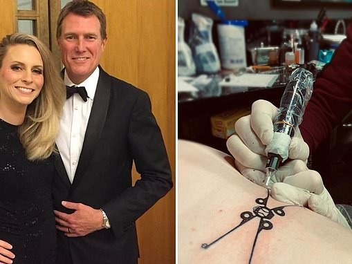 Attorney-General Christian Porter explains meaning behind tattoo after Federal Election