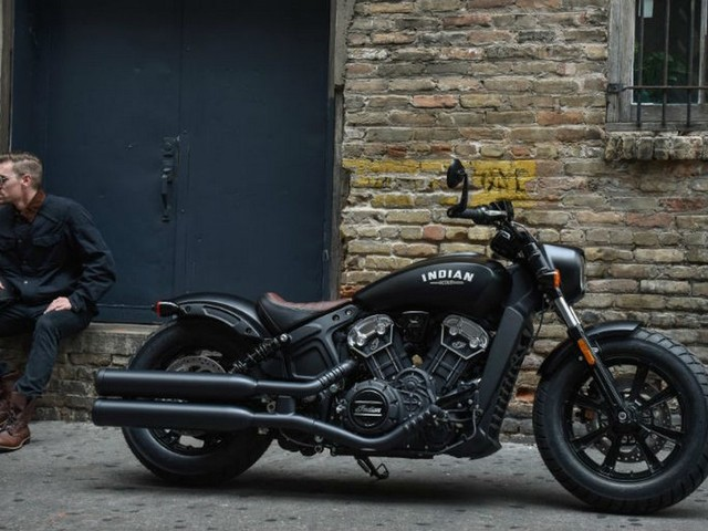 Indian Scout Bobber Launched, Priced At Rs. 13.09 Lakhs