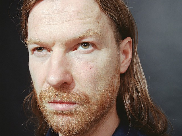 Aphex Twin says Kylie and Madonna once turned up to Rephlex night at Soundshaft