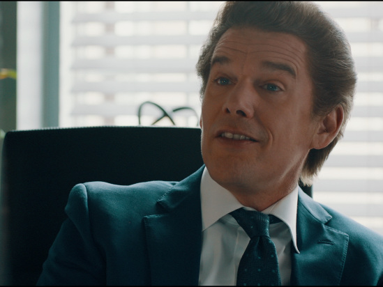 Ethan Hawke to Reprise His 'Purge' Film Role in USA Network's TV Series Season 2 Finale