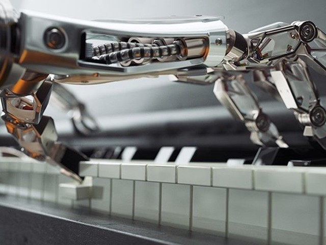 A Robot Has A Record Deal: How Artificial Intelligence Could Save Music
