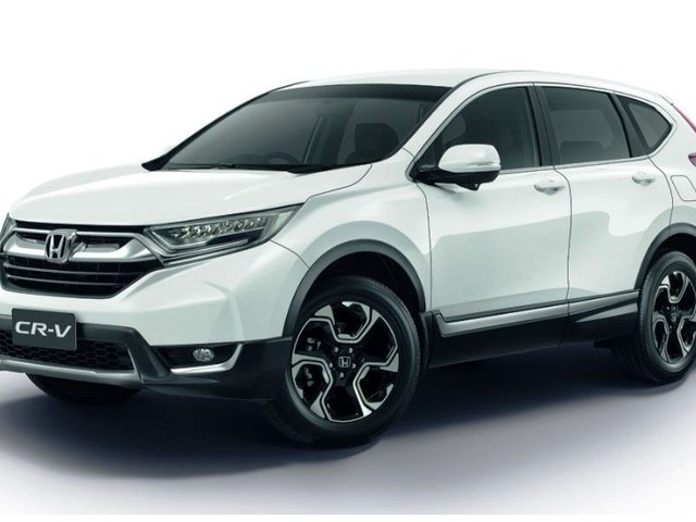 India-bound 2018 Honda CR-V gets 5-star ASEAN NCAP rating