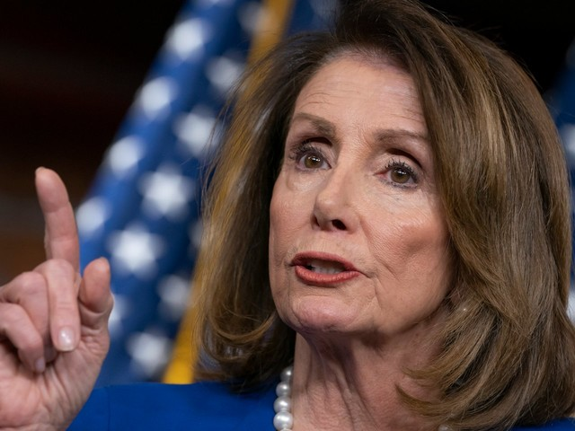 Nancy Pelosi is reportedly pushing back on impeachment because she wants 'to see Trump in prison' instead