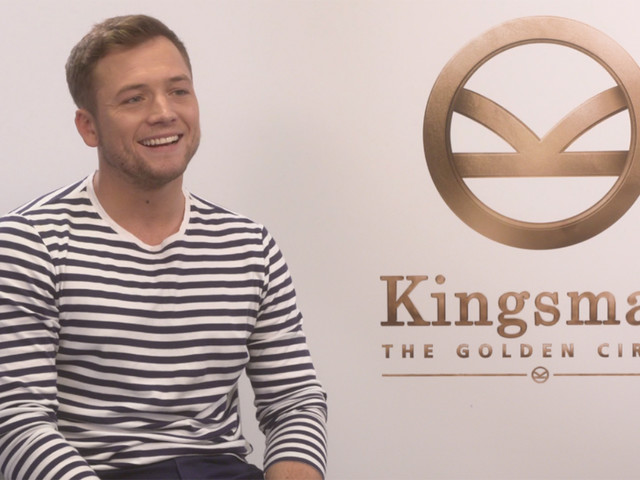 Taron Egerton on the Well-Written Antagonists in Both 'Kingsman' Films