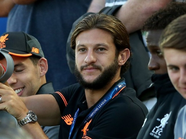 Adam Lallana gives Instagram injury update after spending the day with Barcelona legend Xavi