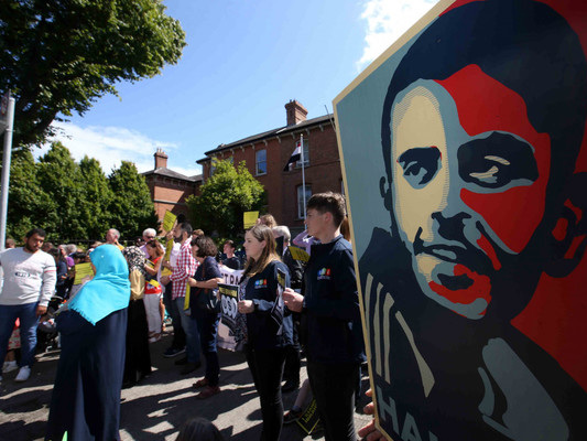'These are mere stories': Egyptian ambassador denies Ibrahim Halawa was tortured in prison