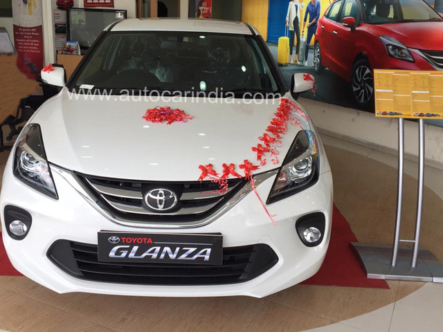 Toyota Glanza sales cross 11,000 units